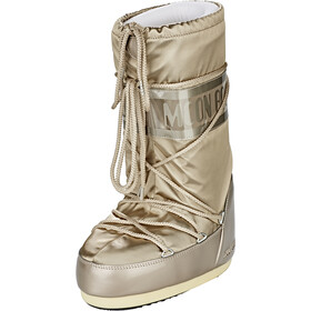 Moon Boot Glance Damen platinum